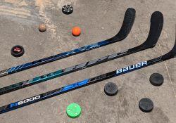 Matériel de maniement - Technique-Hockey