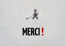 Merci ! - Technique Hockey - Photo by Matthew Henry from Burst (modifiée)