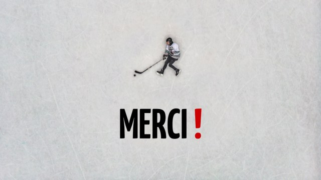 Merci ! - Technique Hockey - Photo by Matthew Henry from Burst (modifiée)