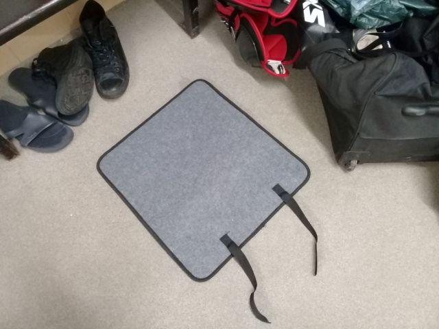 Sac de hockey Grit Tower Bag - Le tapis