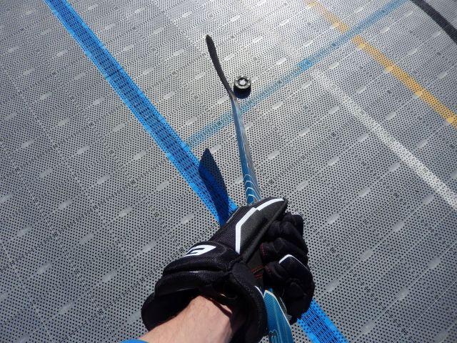Technique Hockey - Comment lever le palet - 4