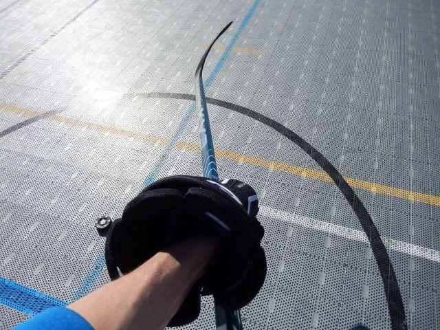 Technique Hockey - Comment lever le palet - 6
