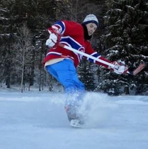 Thibault Della Torre - Technique-Hockey
