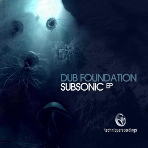 Tech077 - Dub Foundation - Subsonic EP