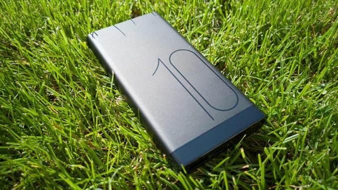 Huawei AP09S auf einer Wiese