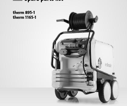 Kranzle-Therm-895-1-Parts-List-Technix-Mallow