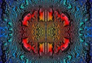 Digital Fantasy Kunstposter