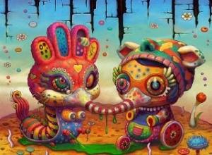 LSD Kunst