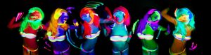 Techno Music - Ravers