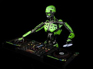 Trance Music DJ