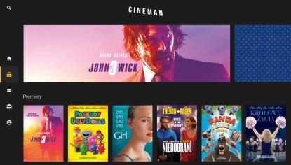 Cineman GO - Smart TV