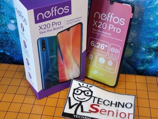 TP-Link Neffos X20 Pro