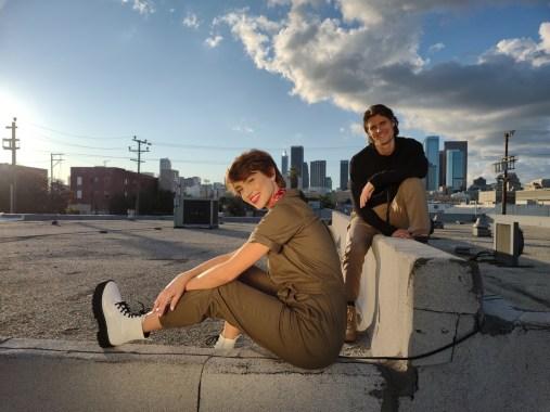 Rooftop shot