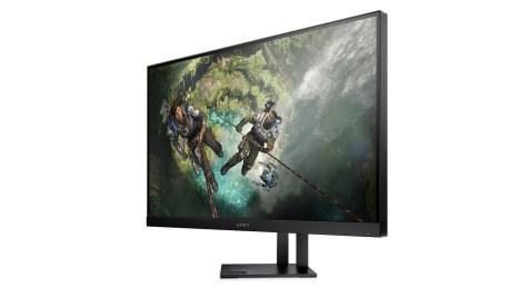 Monitor dla graczy OMEN 27i to kombinacja panelu OMEN IPS o rozdzielczości QHD i częstotliwości do 165 Hz, który oferuje wysublimowaną kolorystykę oraz niesamowitą płynność.