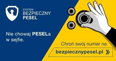 Bezpieczny Pesel