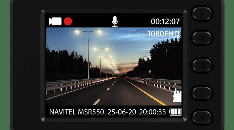 Navitel MSR550 NV