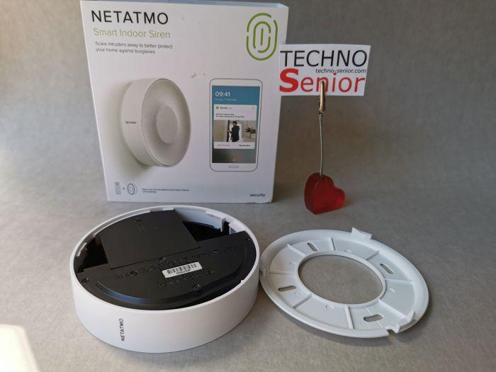 Netatmo - alarm