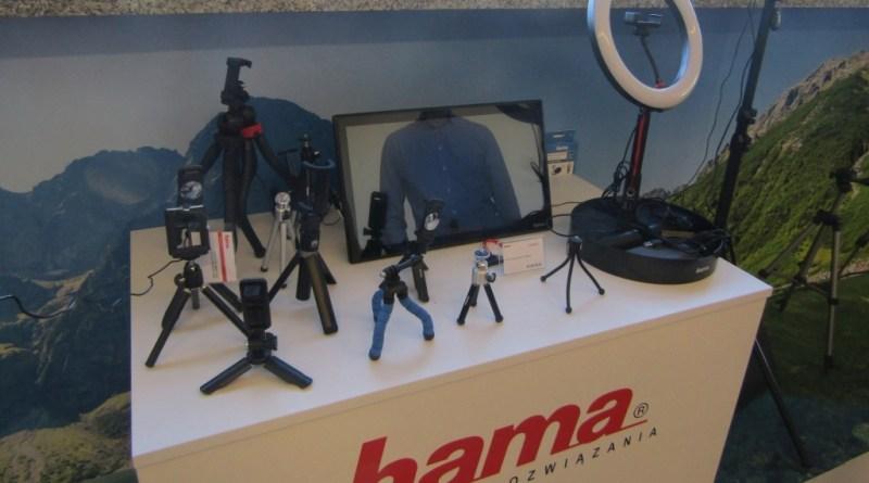 Akcesoria foto-wideo od marki HAMA
