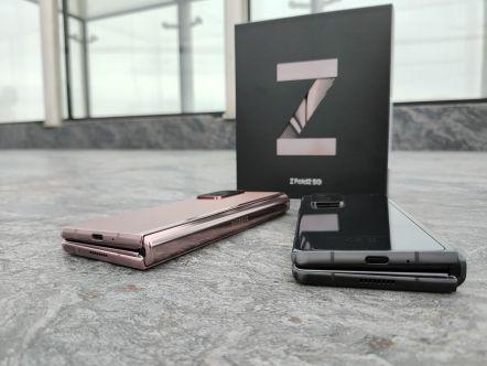 Samsung Samsung Galaxy Z Fold2 5G