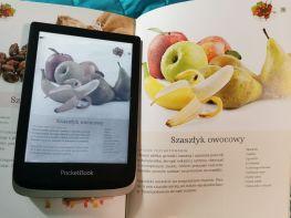 PocketBook Color - podświetlenie
