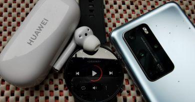 Smartwatch lub słuchawki Huawei