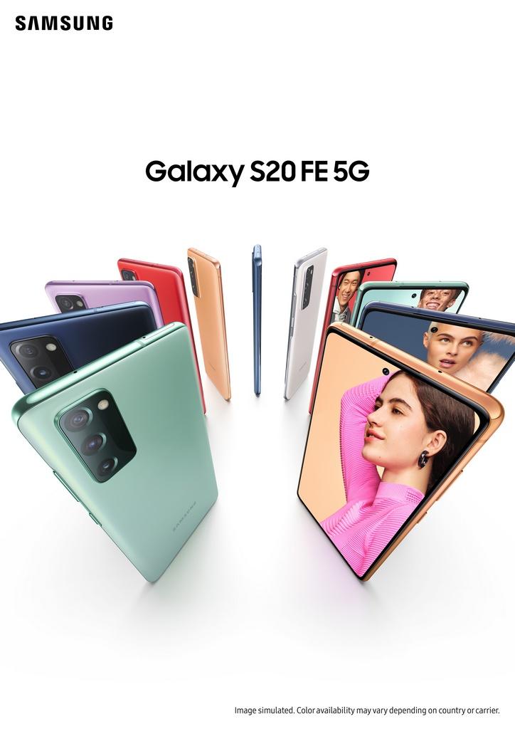 Przedsprzedaż Samsung Galaxy S20 FE
