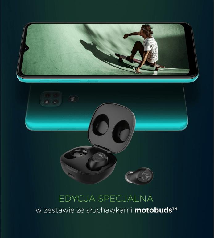 moto g9 play - motobuds