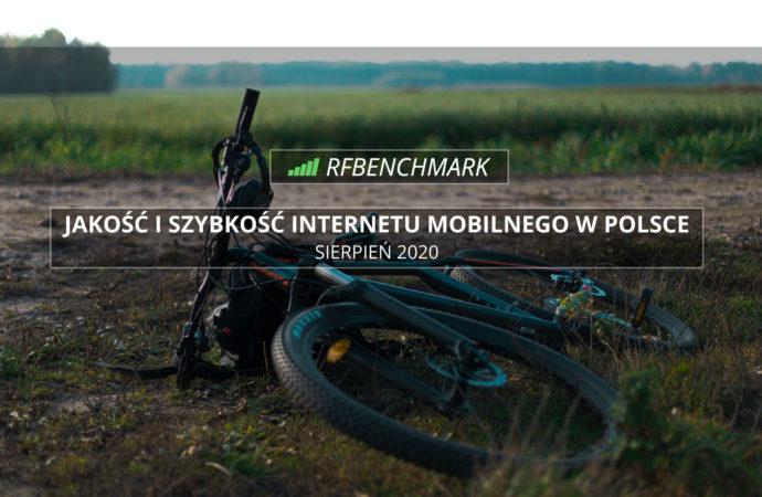 RFBenchmark sierpień 2020