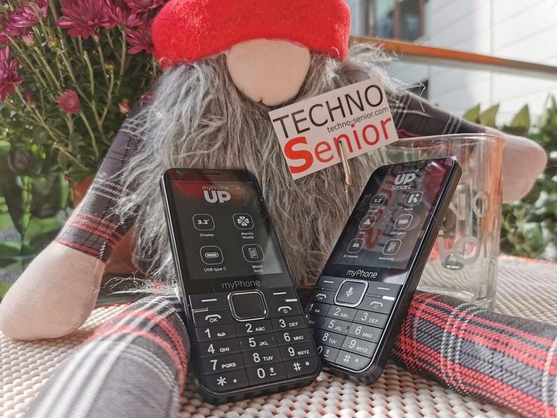 myPhone Up i Up Smart