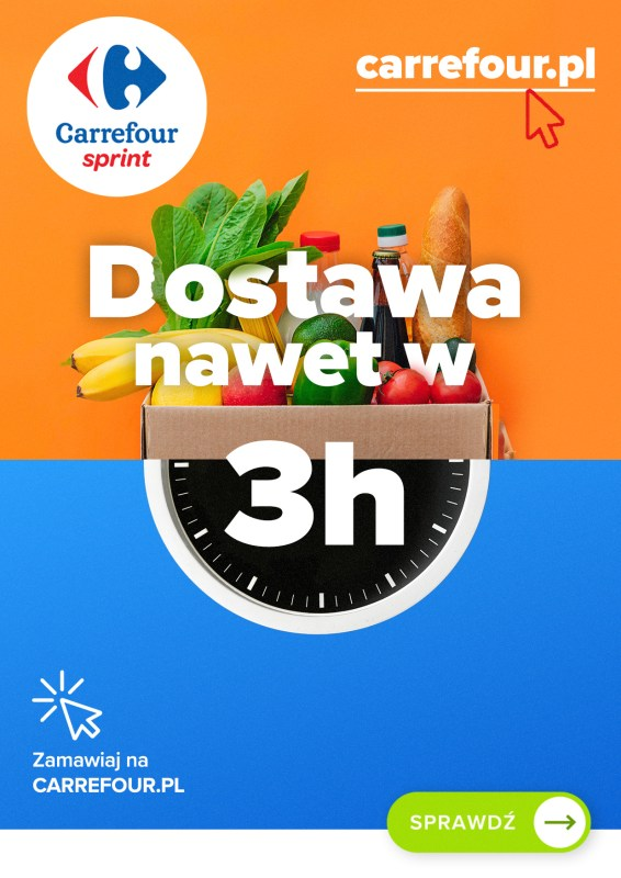 Carrefour Sprint