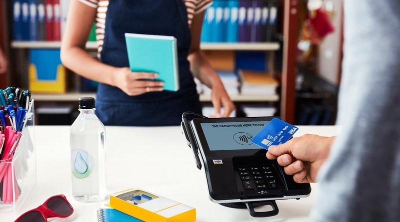 bezdotykowych płatności