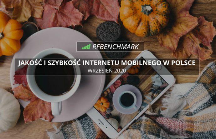 RFBenchmark wrzesień 2020
