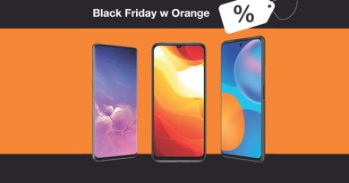 Black Friday w Orange