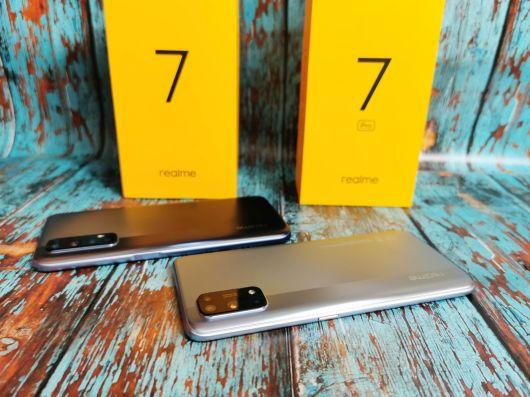 Realme 7 i Realme 7 Pro