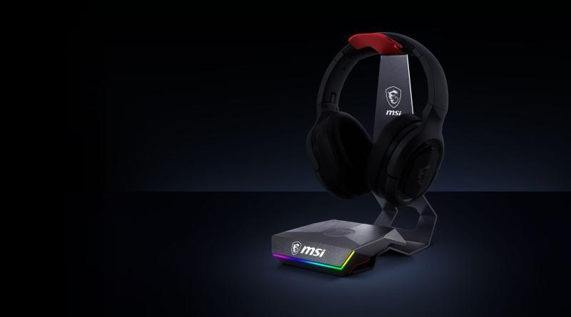 MSI IMMERSE HS01 COMBO - akcesoria gamingowe