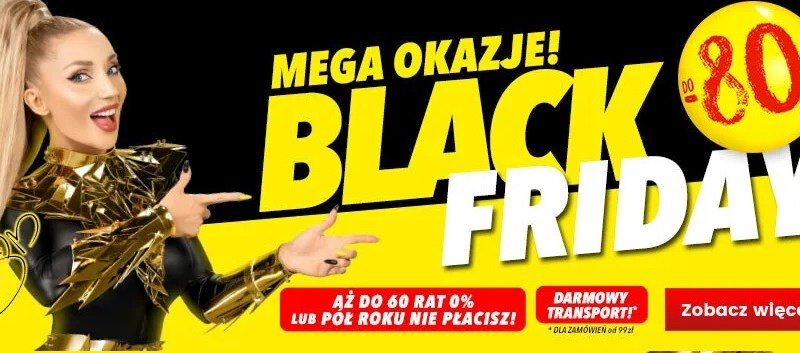 Media Expert z Black Friday
