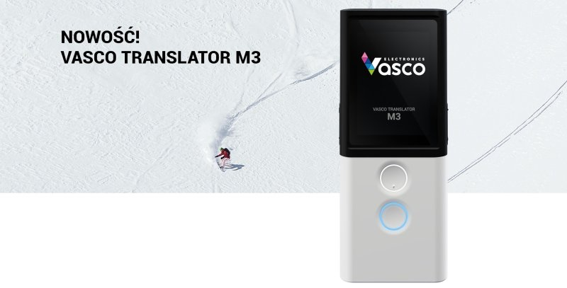 Vasco Translator M3