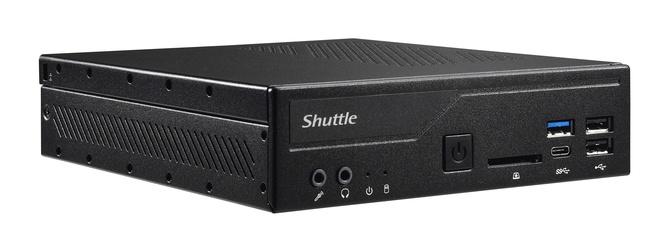 Shuttle Mini-PC DH410S