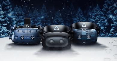 HTC VIVE / Wyprzedaż zimowa