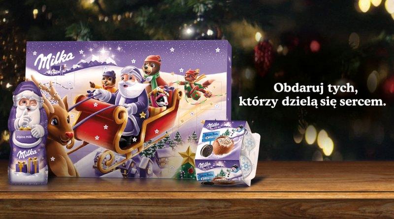 Milka na Święta