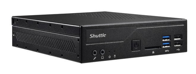 Shuttle Mini-PC XH410