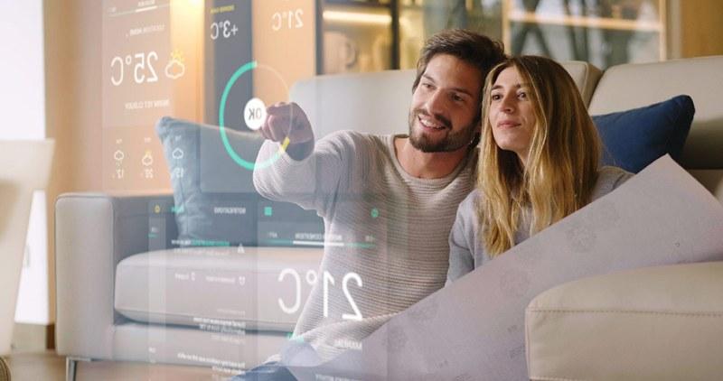 inteligentny dom/ Smart home / internetyzacja