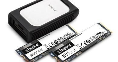 Kingston SSD NVMe