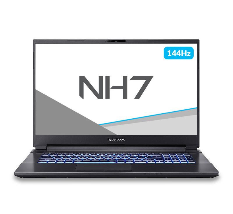 Hyperbook NH7
