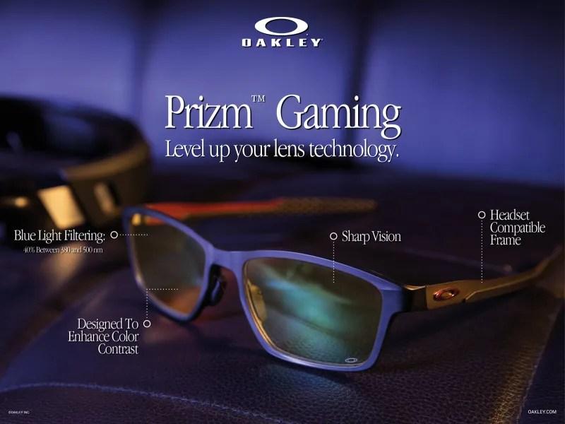 Oakley Prizm Gaming