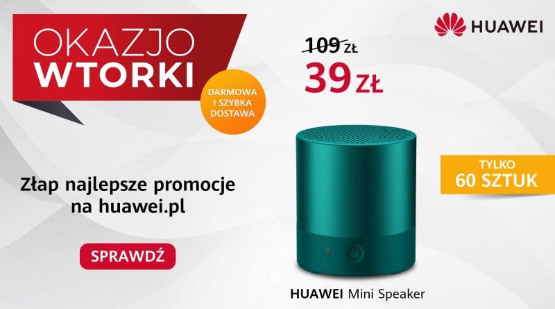 OkazjoWtorki / Huawei Mini Speaker