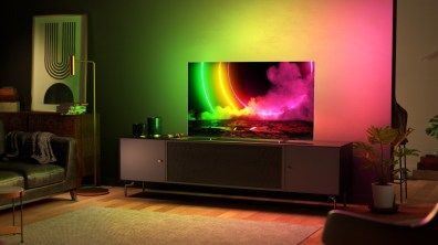 Philips OLED 806 - telewizor premium dla wszystkich