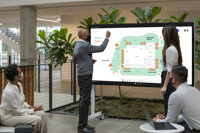 """SurfaceHub 2S 85"""""""