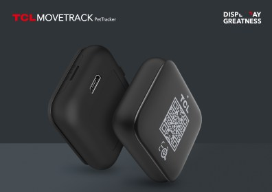 TCL MOVETRACK Pet Tracker