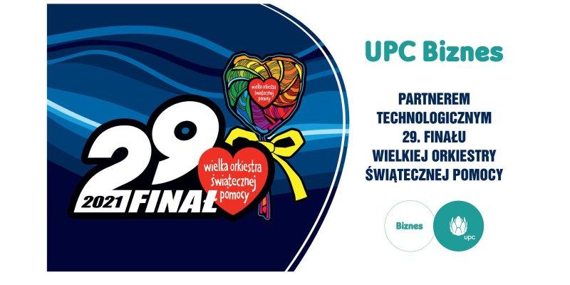 UPC Biznes - WOŚP